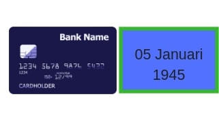 Contoh aktivasi kartu kredit bri via sms