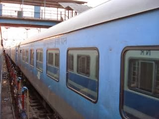 12003 Lucknow New Delhi Shatabdi Express