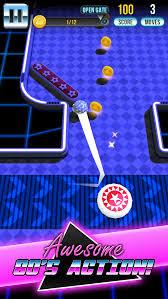 Retro Shot Prinball Puzzle Game