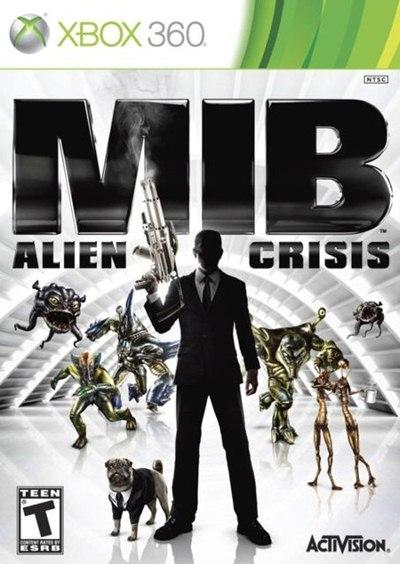 Men In Black Alien Crisis Xbox 360 Español Region Free Descargar 2012