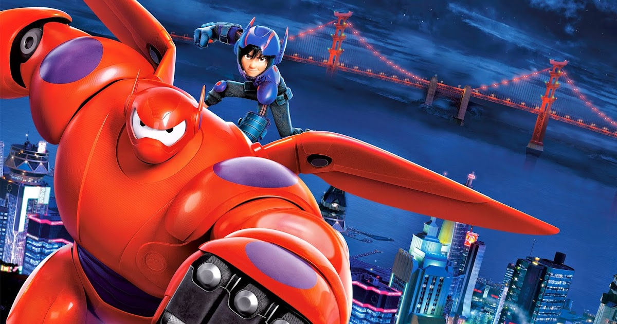 Crítica  Big Hero 6 (2014) 6ad00ac797f52