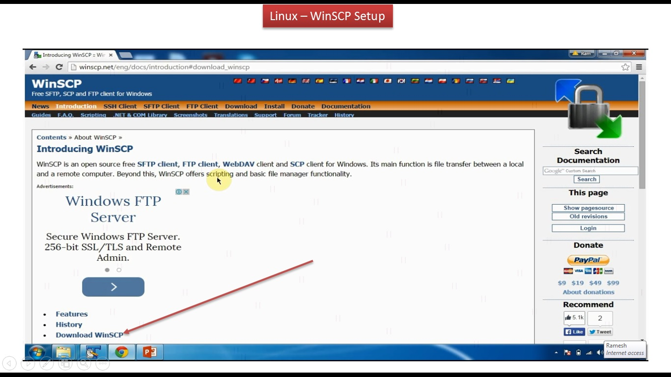 Linux java tutorial image collections any tutorial examples java ee linux tutorial winscp setup winscp installation linux tutorial winscp setup winscp installation baditri image baditri Gallery