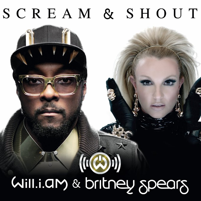 Will.I.Am Feat. Britney Spears - Scream & Shout (EGO Club Mix) (DMC Commercial Collection Promo)