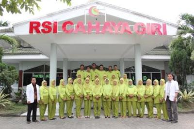 Alamat Rumah Sakit Islam Cahaya Giri Gresik