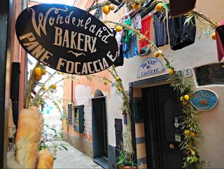 Wonderland Bakery, Monterosso