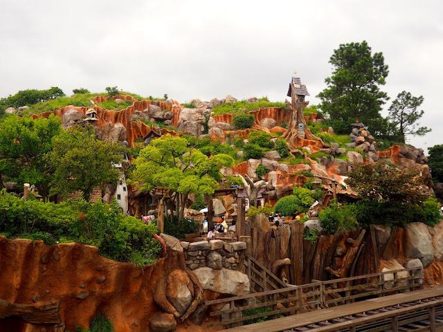 Critter Country, Tokyo Disneyland, Japan