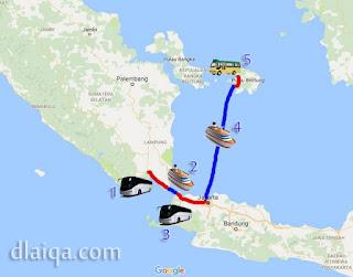 Lampung Ke Belitung Ala Backpacker