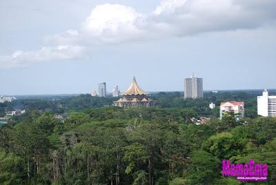 trip to Kuching Sarawak