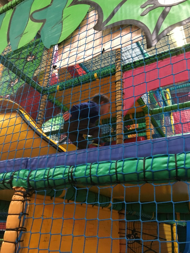 Our Weekly Review - Soft Play and Colds