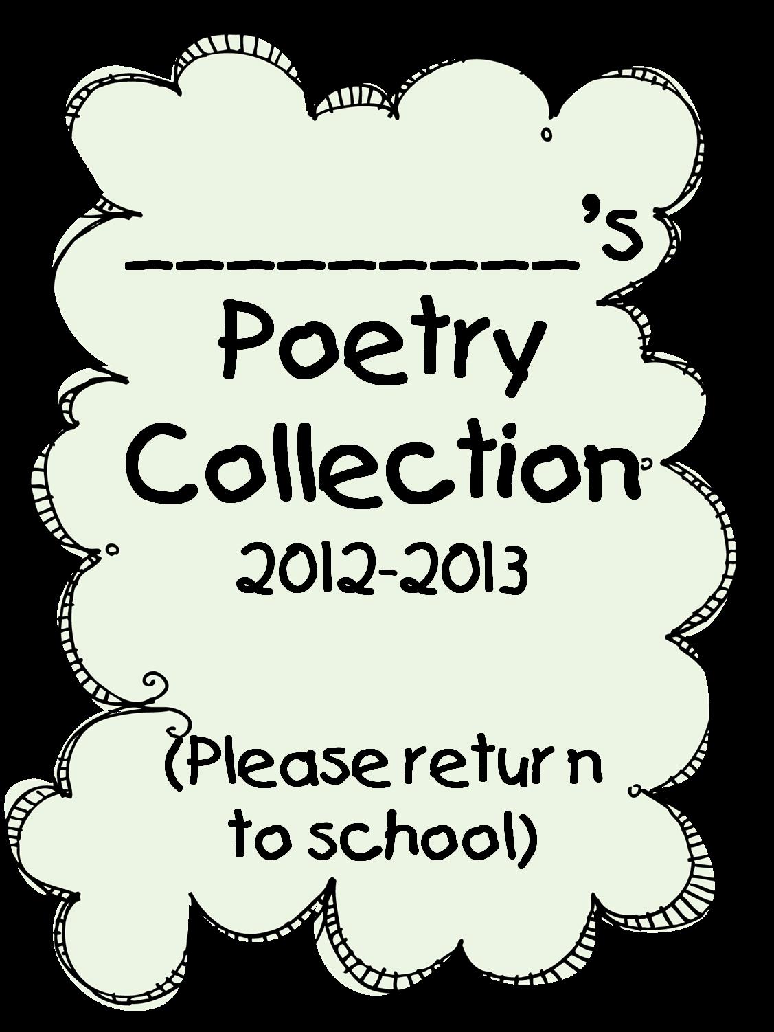 Lesson Plans Kindergarten Poetry Collection Kindergarten