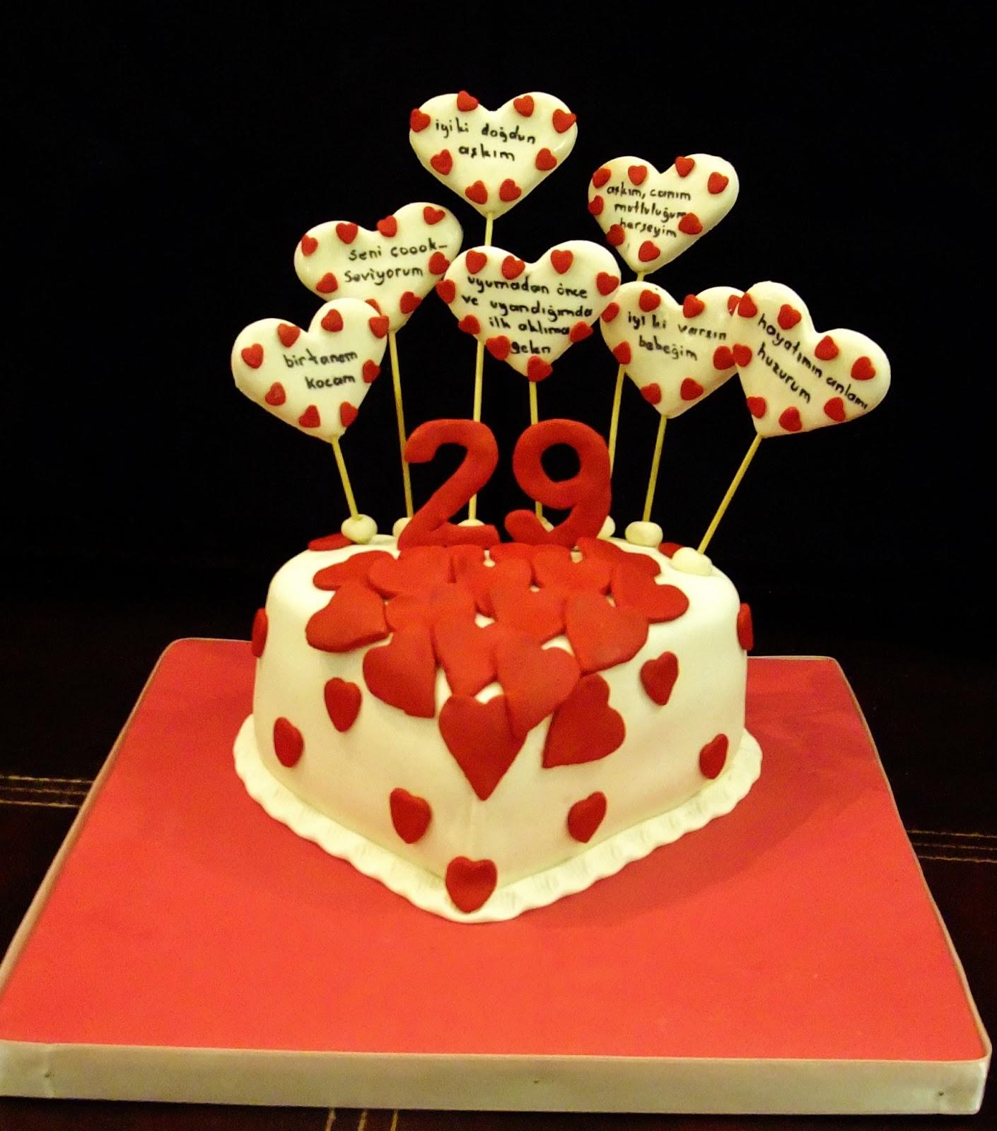 Çikolatalı Aşk Pastası