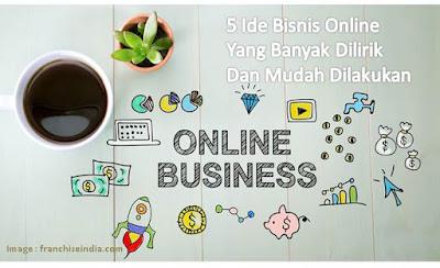 Bisnis Online yang Banyak Dilirik dan Mudah Dilakukan - Blog Mas Hendra