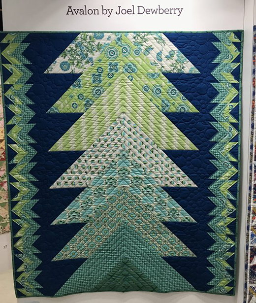 Arise Quilt Free Pattern Designed by Stacey Day of Stacey in Stitches, Tech edited by Barbara Weiland, featuring Avalon by Joel Dewberry