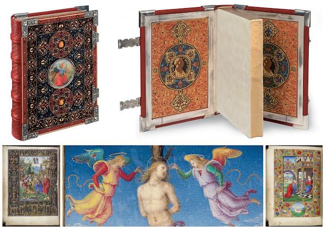 Libro d'Ore del Perugino