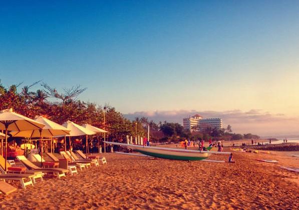 Daya Tarik Objek Wisata Pantai Sindhu Di Sanur Denpasar Bali