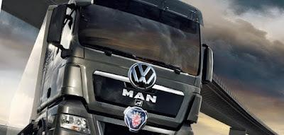 VW anuncia acordo de dominação com a MAN