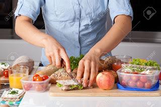 Cara Membuat Sendiri Paket Berat Badan Sehat Anda