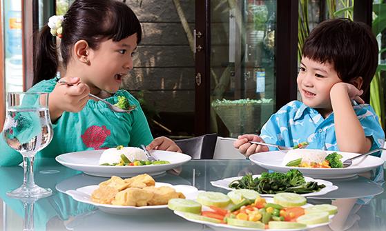 Anak Susah Makan? Atau Makannya Sedikit? Coba Tips Ini Untuk Mengatasinya