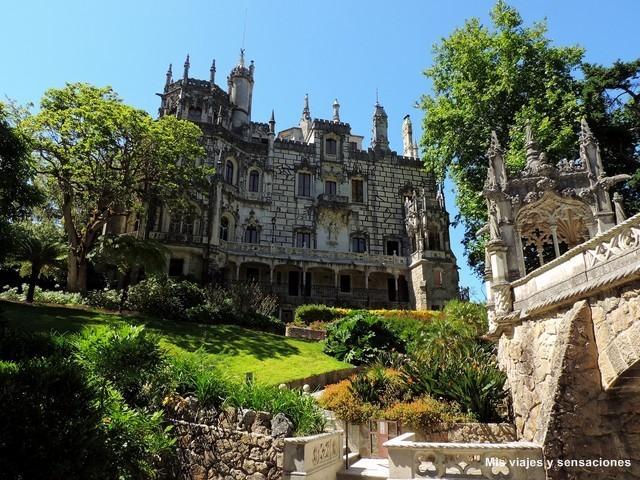 La Quinta da Regaleira, Sintra, Portugal