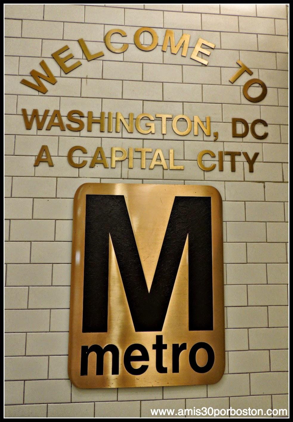 Nuestro Viaje A Washington D.C