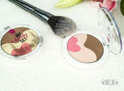 my lovely set bell cosmetics