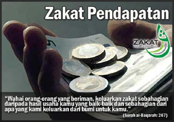 Zakat Pendapatan