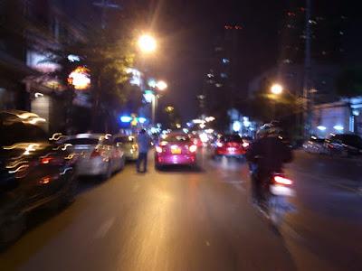 タイの渋滞の発生源