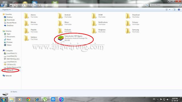 Cara Bobol Keamanan Samsung Lupa EMail dan Password yang dipakai samsung sebelumnya Setelah Reset Ulang Part 2