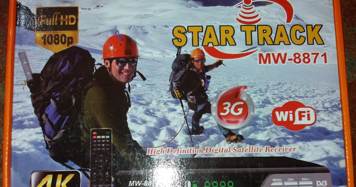 All Dish Receiver Software: STAR TRACK MW-8871 HD RECEIVER