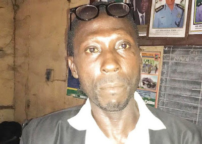 Face Of Fake Lawyer Arrested By Police In Lagos (Details)