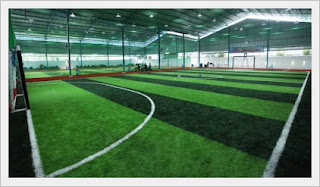Bisnis penyewaan lapangan futsal