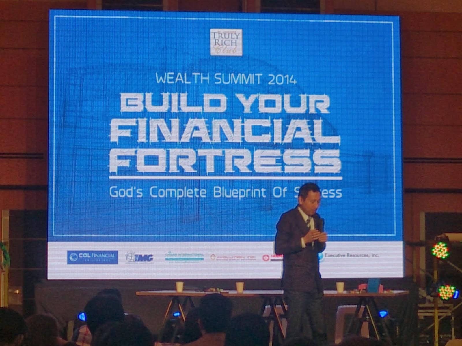 Wealth Summit 2013