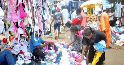 Why We Prefer Fairly-Used Underwear - Abia women