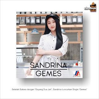 "Sandrina Luncurkan Single ""Gemes"""