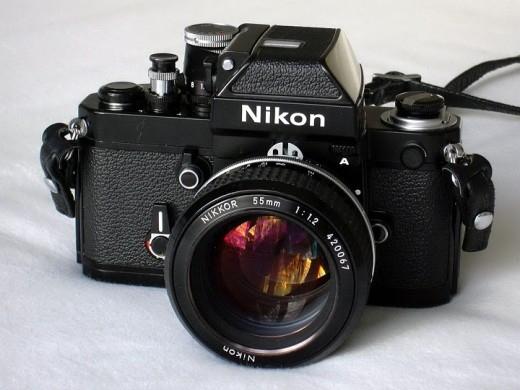 Nikon F2: Nikon F, F2, and F3 SLR Cameras