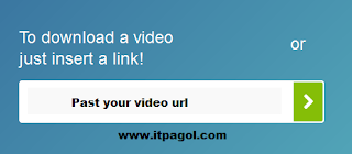 Past your facebook | youtube  video URL