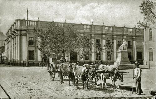 Urbatorivm historia del palacio de la real casa de for Casas de la epoca actual