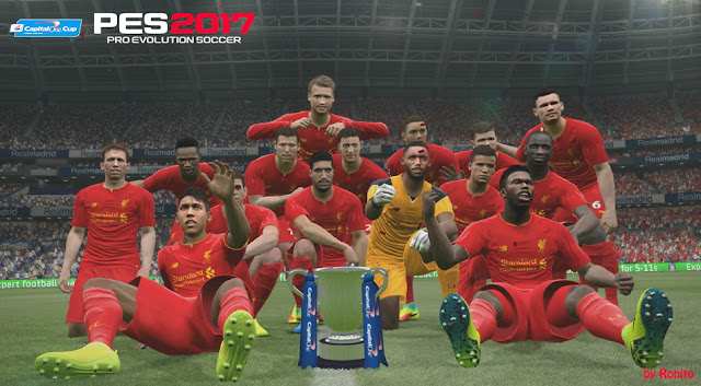 PES 2017 Capital One Cup Trophy by Ronito