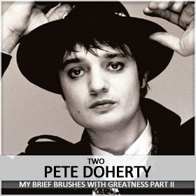 Pete Doherty is a naughty boy