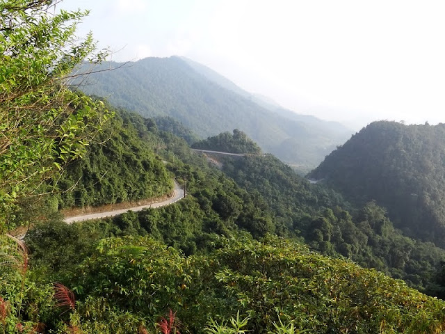 Quan Ba heaven gate in Ha Giang 2