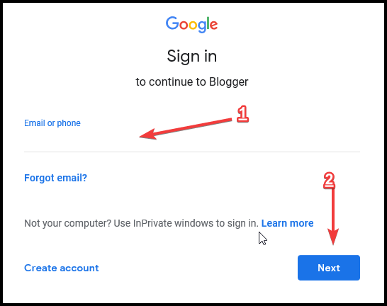 to-continue-to-blogger-sign-in-google-account