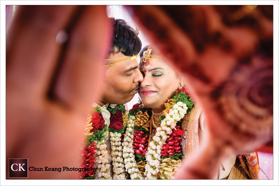 Sharawanan Hemalatha Indian Hindu Wedding Ceremony Sri Sakthi Vinayagar Temple Tanjung Bunga Penang Photographer