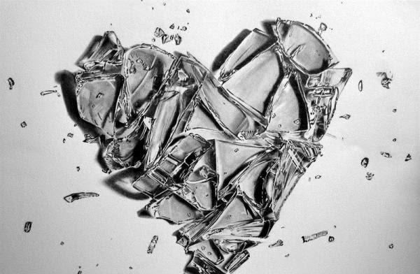In Btween Thoughts: I Was Reborn, When I Was Broken
