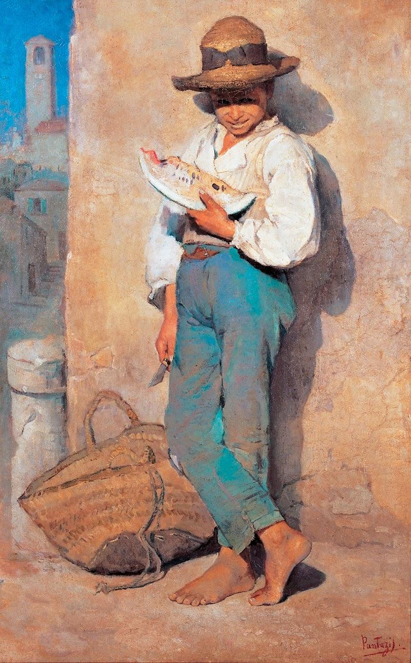 Αποτέλεσμα εικόνας για πανταζης ζωγραφος