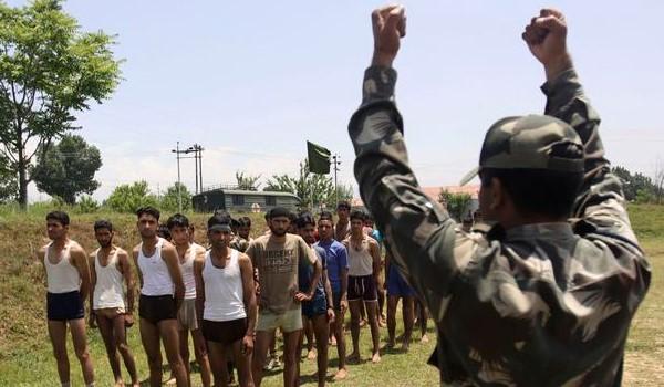 Vikarabad  Army Rally, Indian Army Rally, Open Bharti Rally