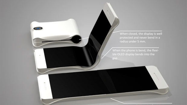 Samsung Bendable Foldable Phone Release Date 2017
