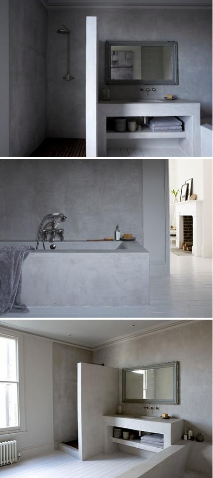 natural modern interiors: Natural Wall Finishes ...