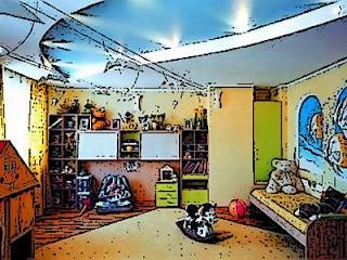 Детская комната сочинение