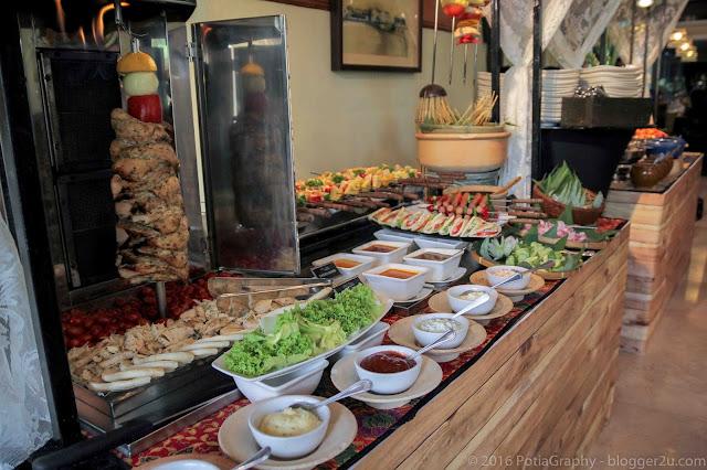 Salad - Buffet ramadan Selera Desa Hotel Ancasa