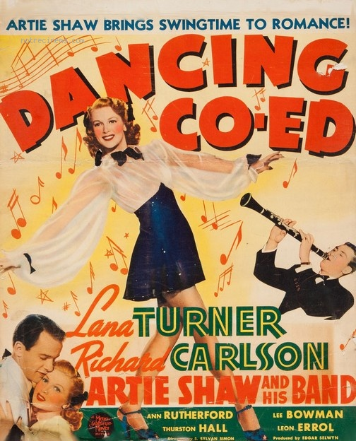 Dancing Co-Ed (1939)